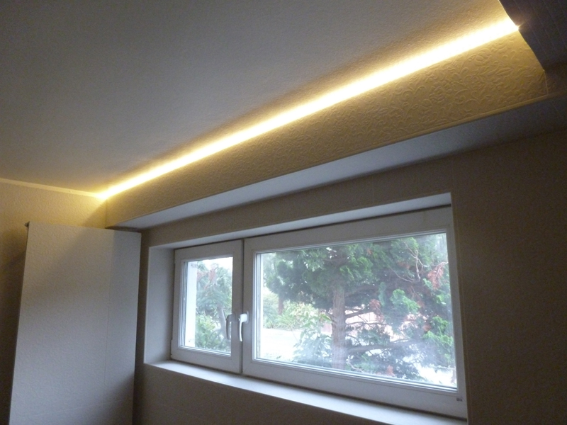 Indirekte Led Beleuchtung Bad Graue Wandfarbe Spiegel Pictures to pin ...